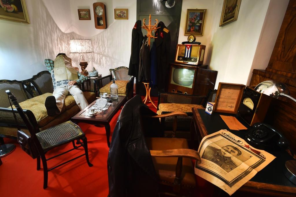 Tipy a zajímavosti / Konspirační byt Che Guevary